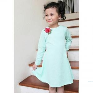 MINIDRESS ANAK BUNGA